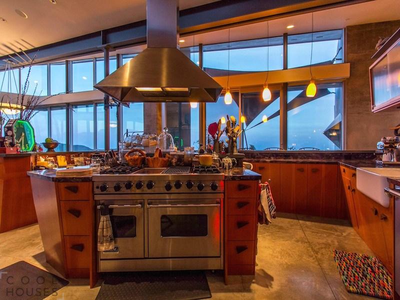Потрясающий стеклянный дом Glass House за $ 14,9 млн. в Малибу, США