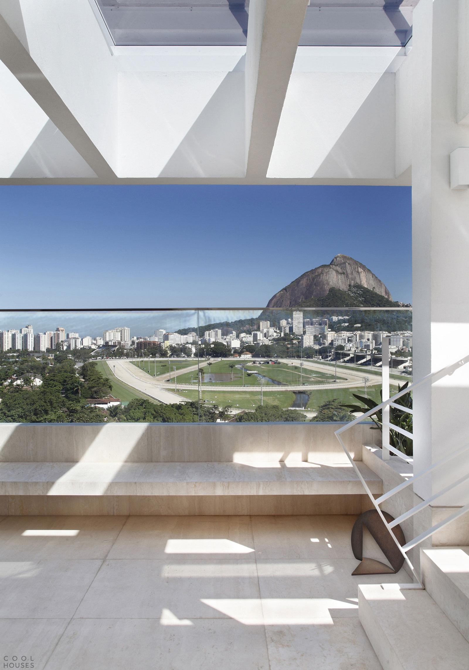 Роскошный пентхаус в Рио-де-Жанейро, Бразилия