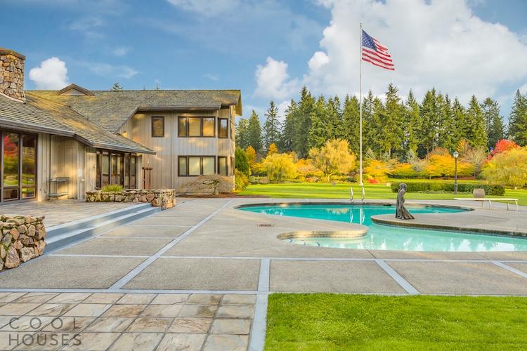 Самый красивый в США частный ландшафтный объект выставлен на продажу