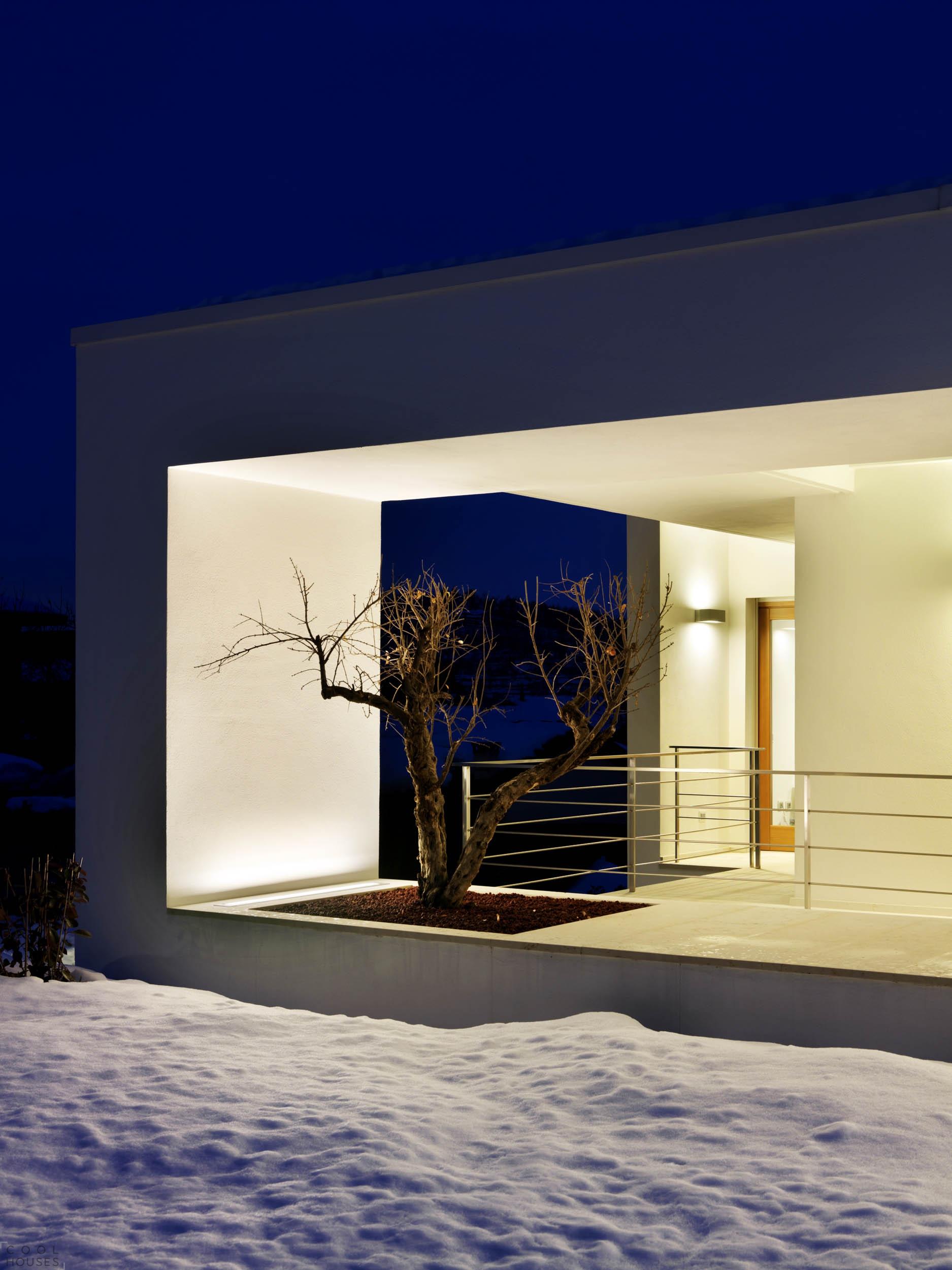 Шикарная вилла в стиле минимализм в Пьемонте, северо-запад Италии