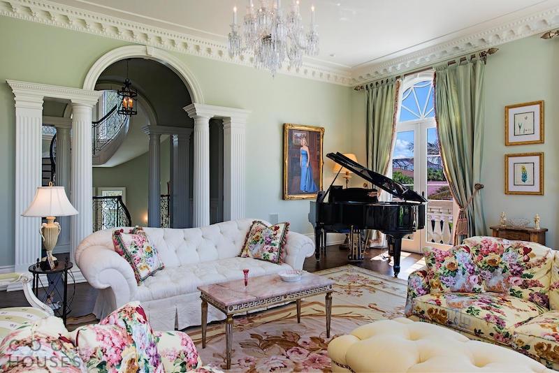 Шикарный особняк в Старом Неаполе, США, за $ 8,3 млн
