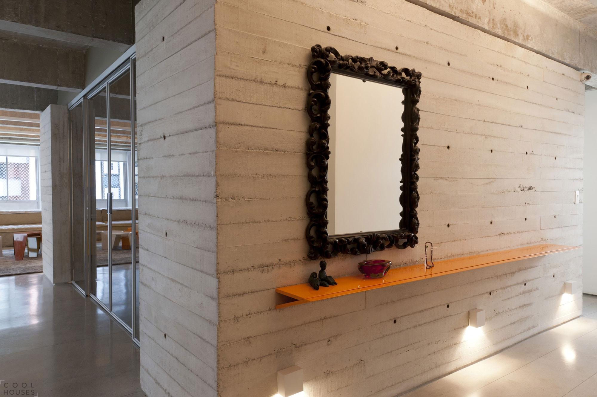 Стильная квартира в стиле лофт в Сан-Паулу, Бразилия