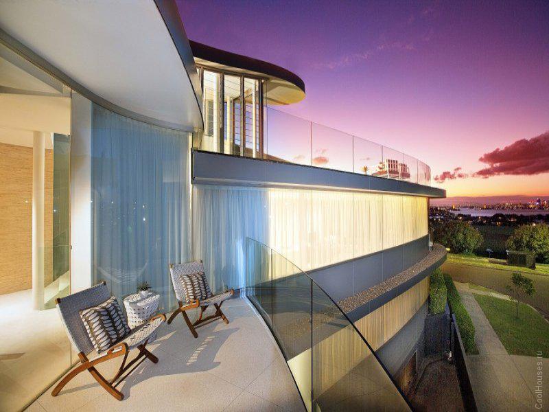 Дом-бабочка в Сиднее