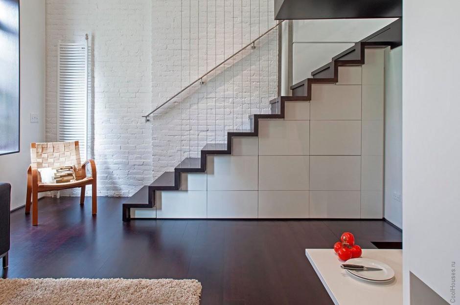 Современные апартаменты в Манхетане