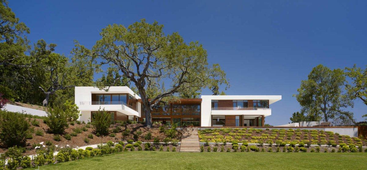 Дом в Силиконовой Долине, Калифорния от Swatt Miers