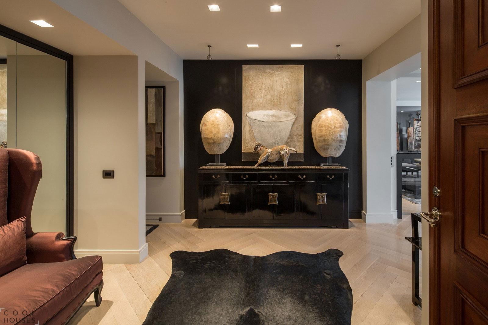 Элитная квартира в Нью-Йорке за $12.5 млн.