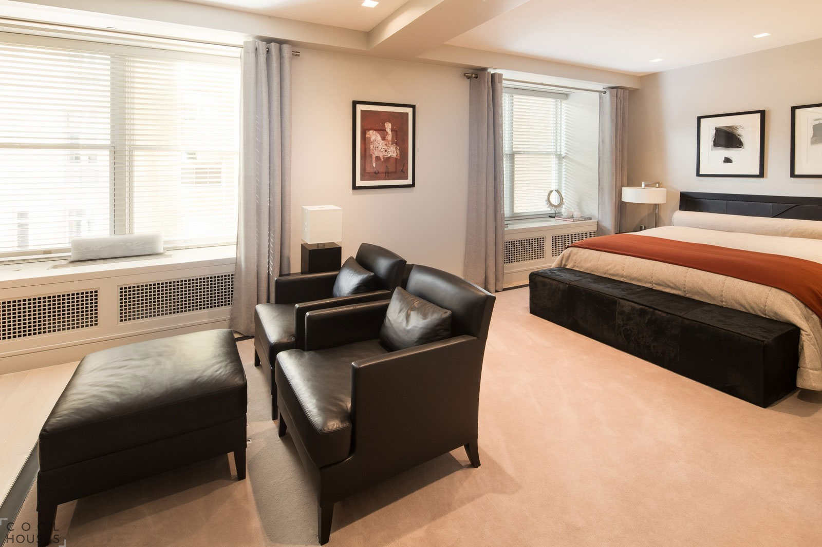 Элитная квартира в Нью-Йорке за .5 млн.