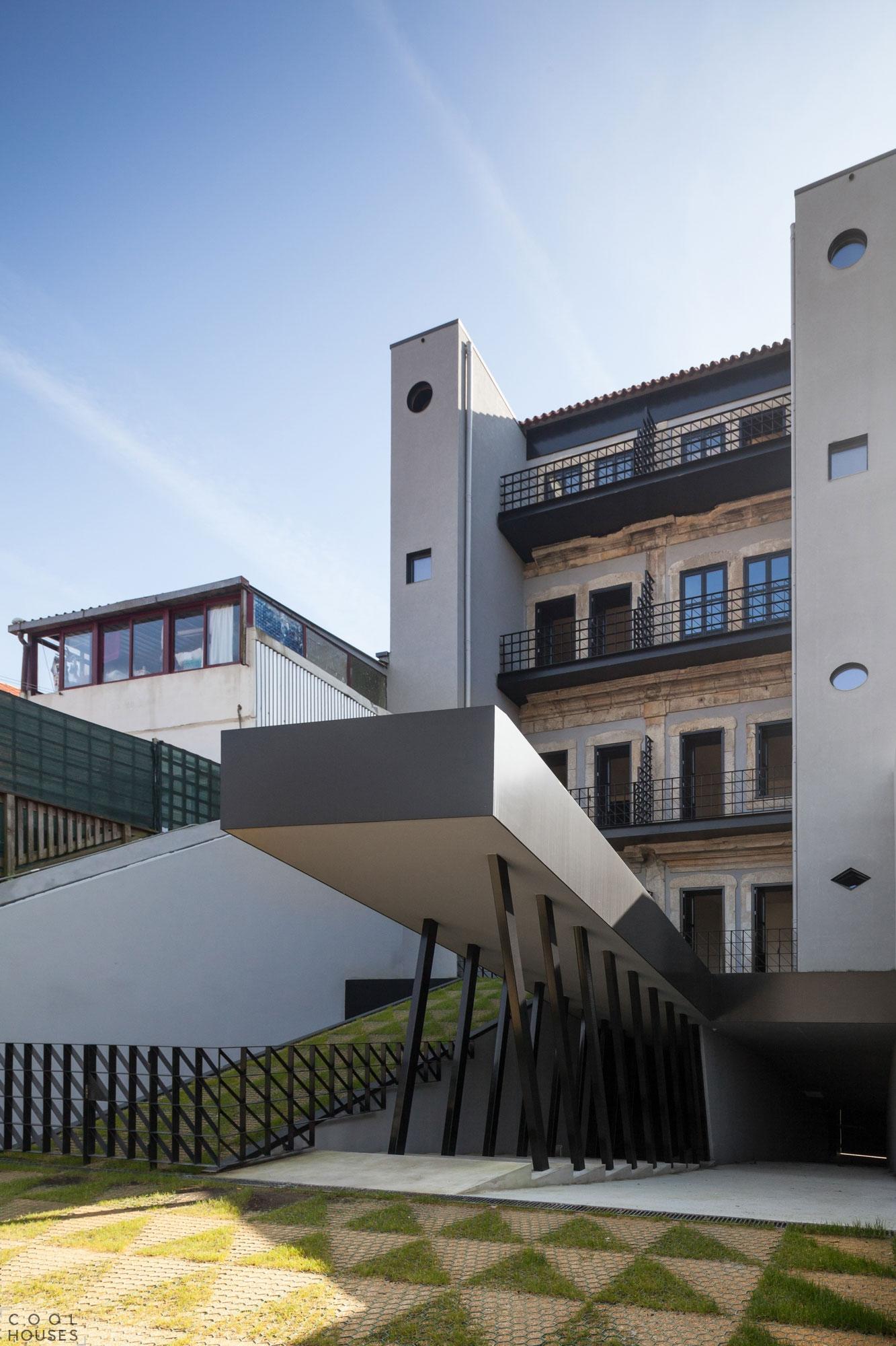 Элитный жилой дом в Португалии