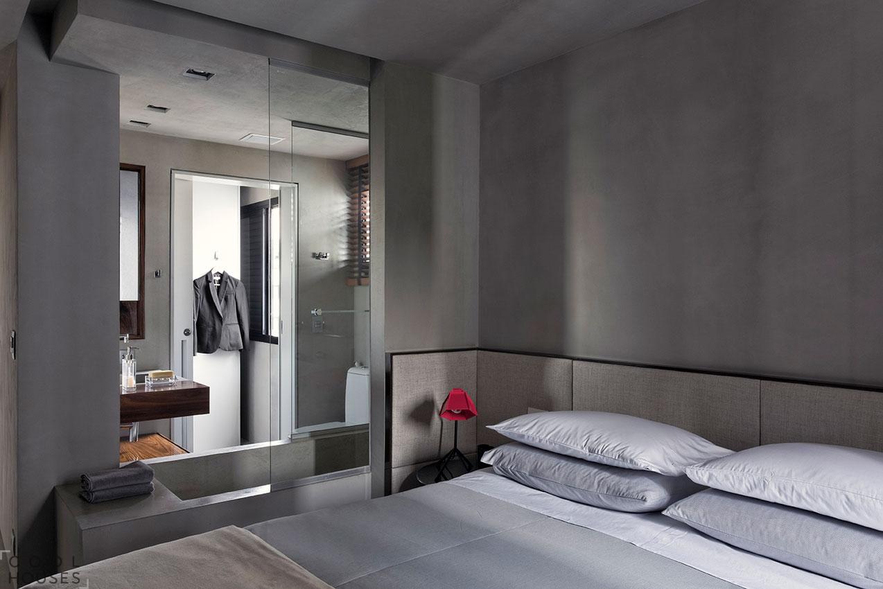 Красивая квартира в стиле лофт в Бразилии