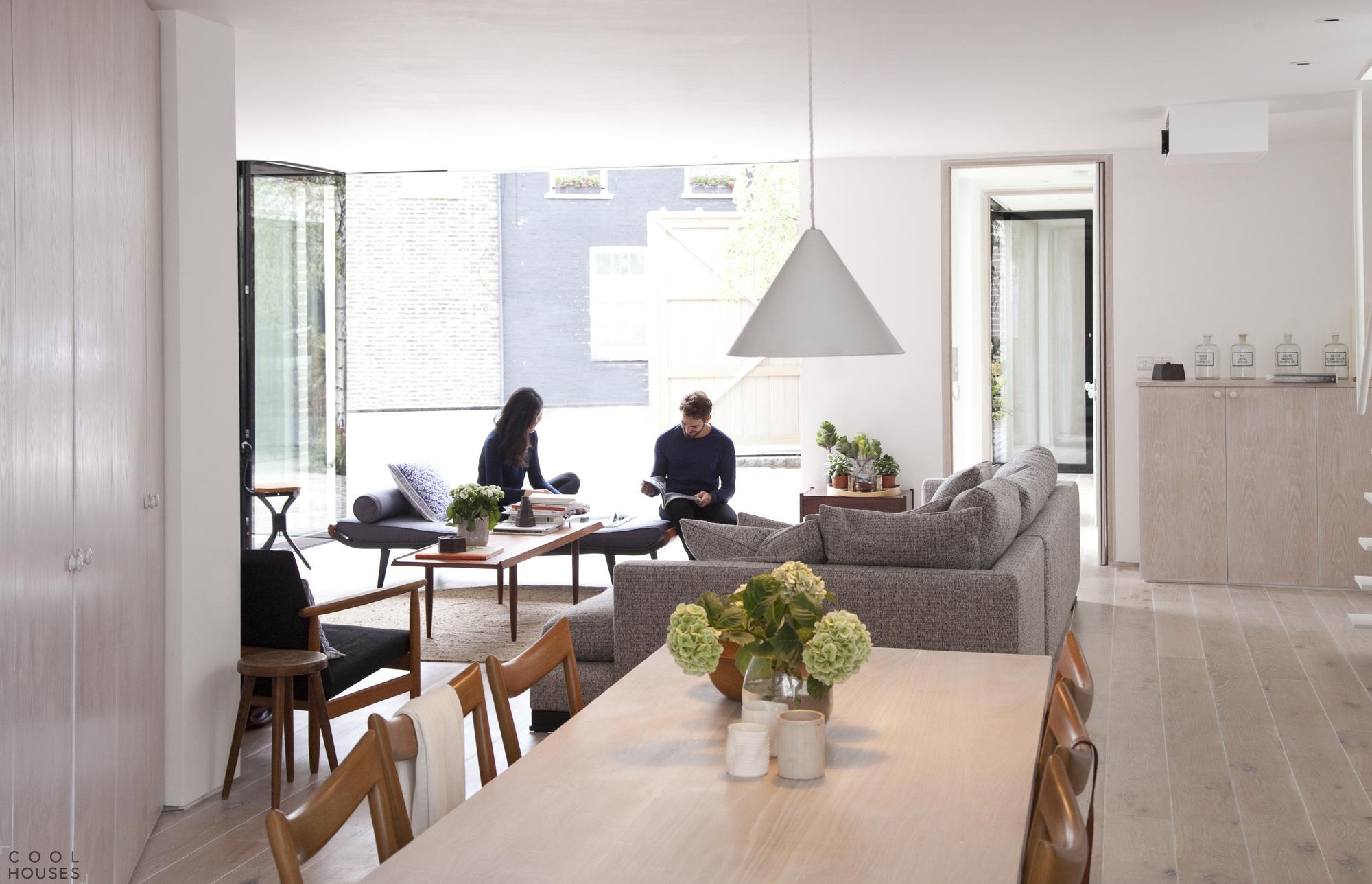 Небольшой и уютный домик в Лондоне