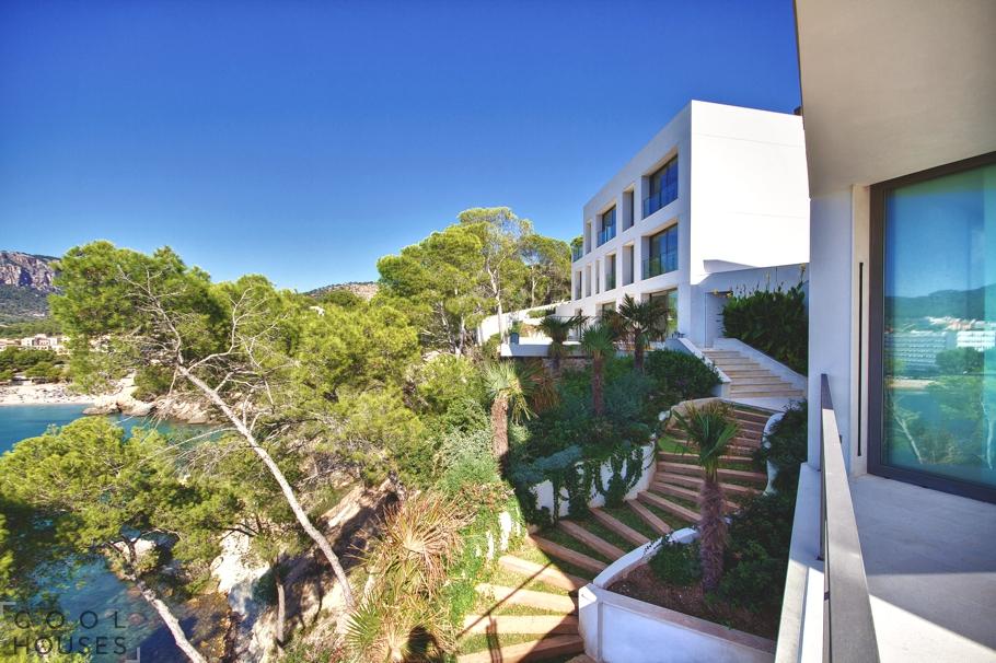 Пляжная вилла на острове Майорк, Испания