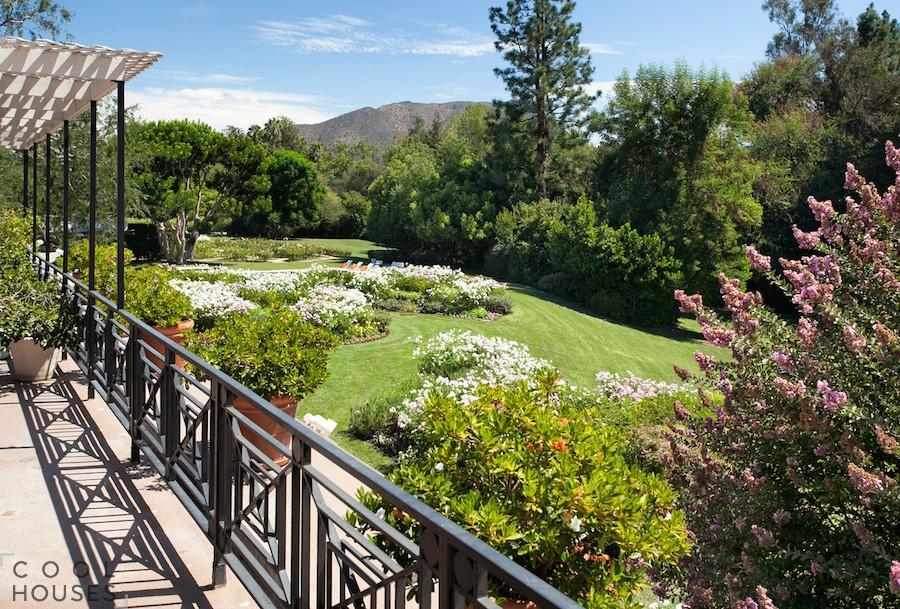 Роскошный классический особняк в Калифорнии за 27.5$ млн.