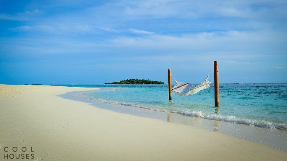 Роскошный отель на Мальдивах