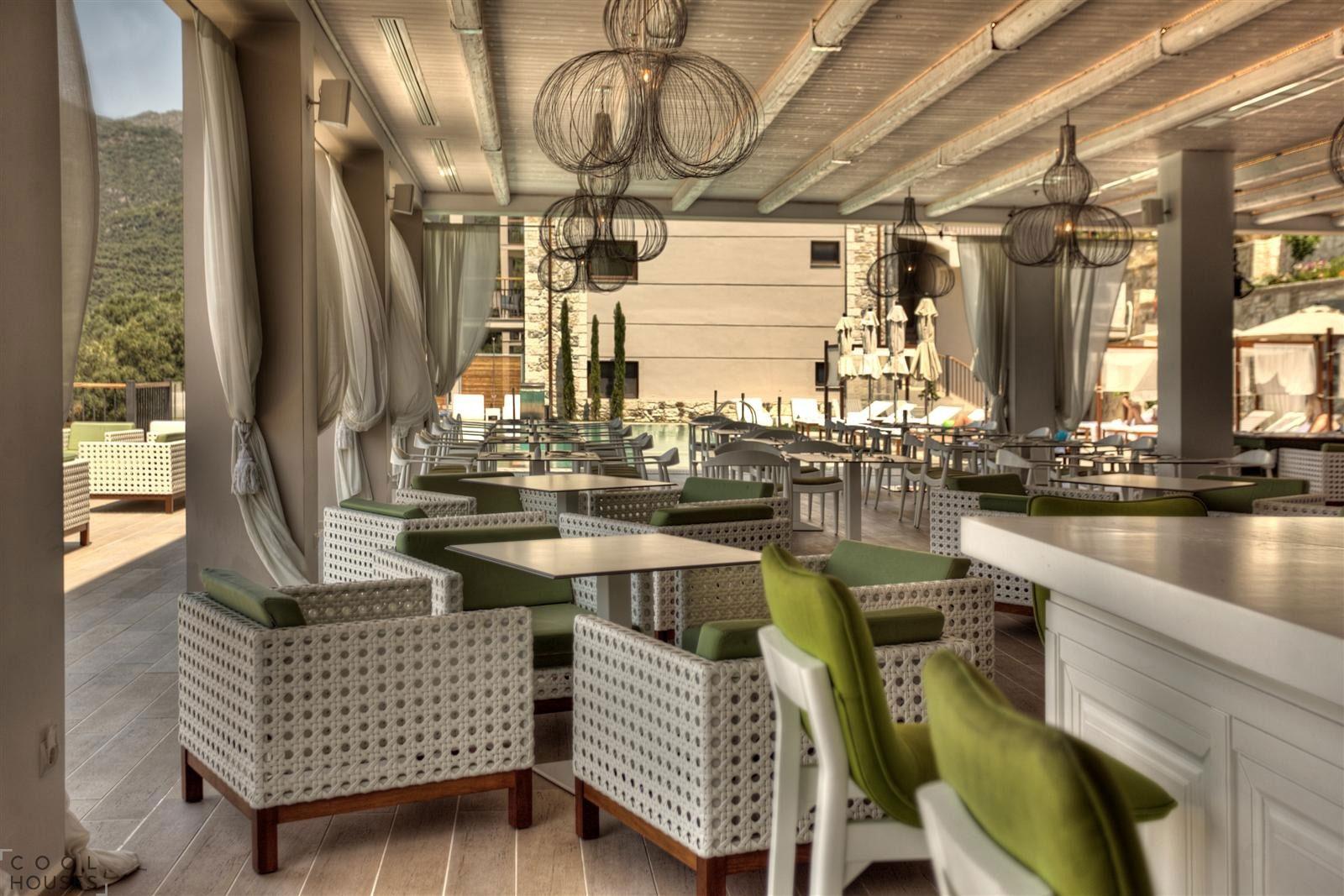 Шикарный отель Salvator Villas & Spa Hotel в Греции