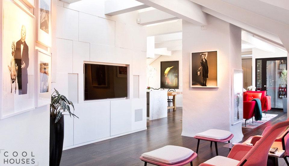 Современная и удобная квартира в Стокгольме