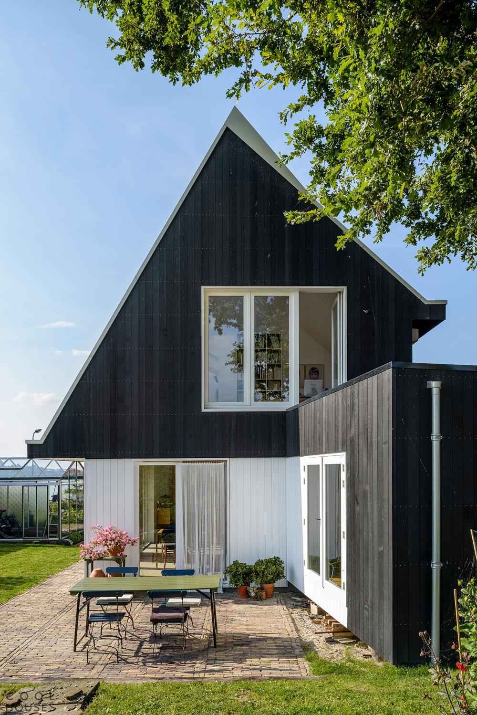 Уютный деревенский домик в Нидерландах