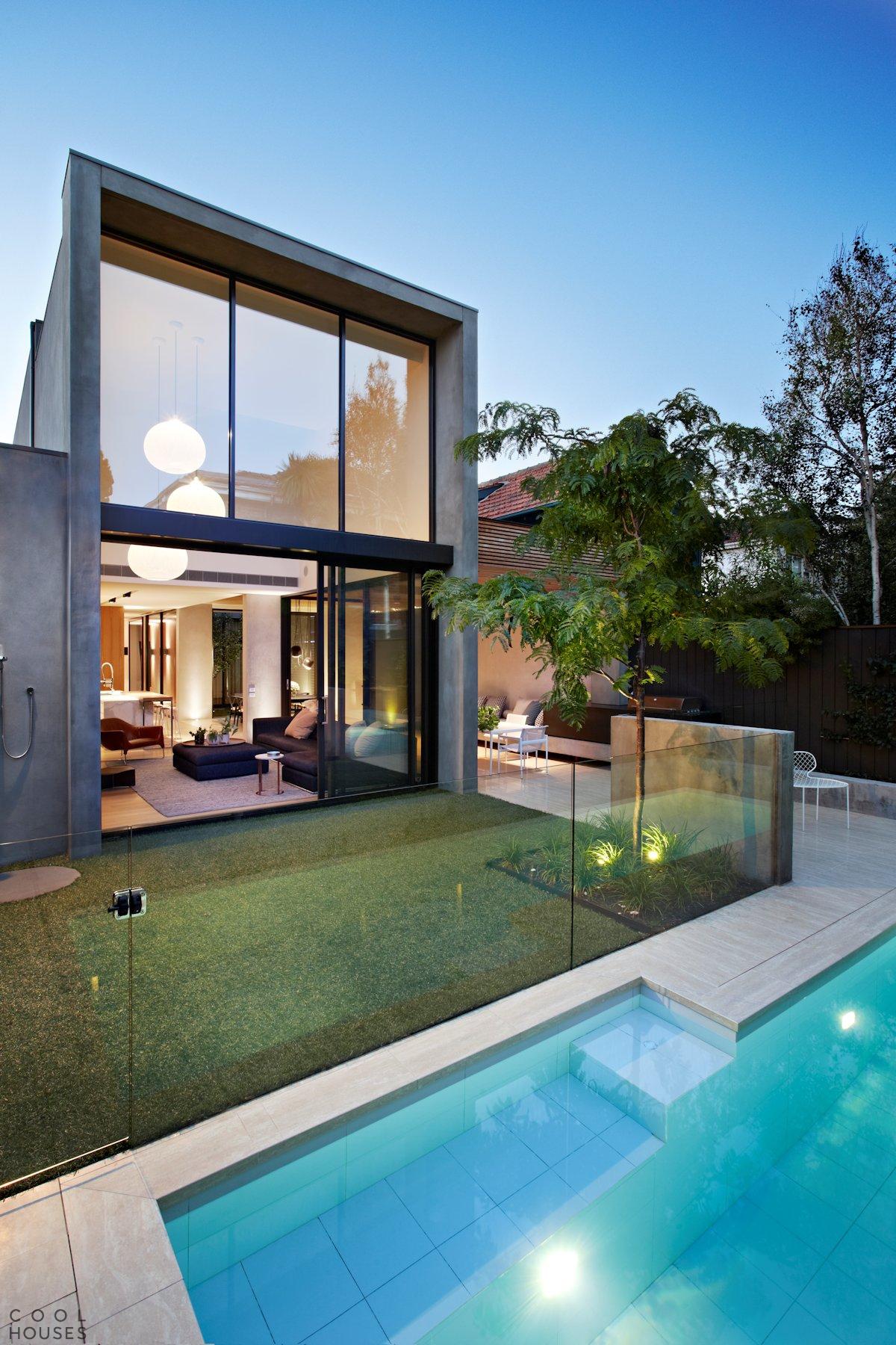 Уютный дом в Австралии от студии AGUSHI