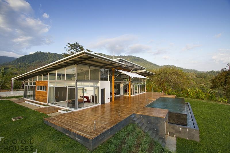 Вилла с шикарным видом в Коста-Рике