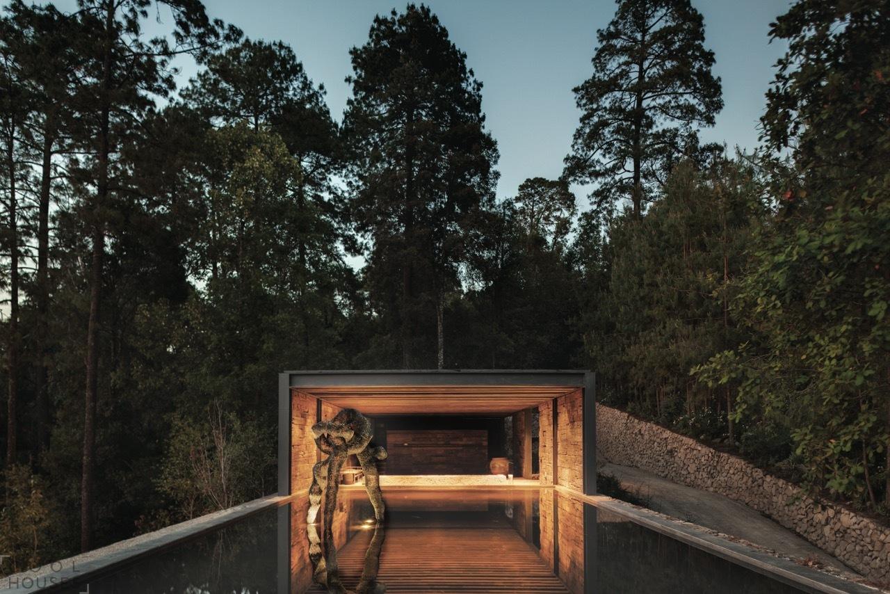 Превосходный особняк для отдыха в Мексике