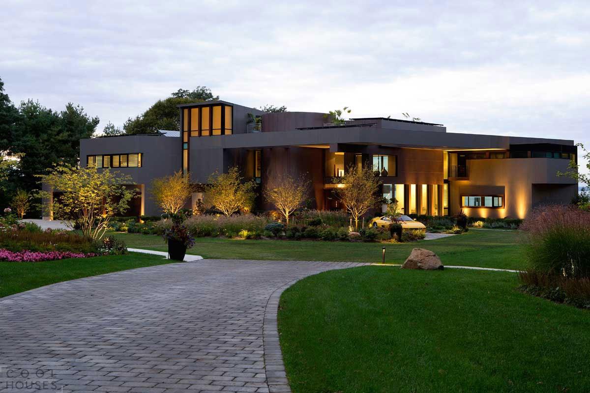 Шикарный частный дом в Лонг-Айленд, Нью-Йорк, США