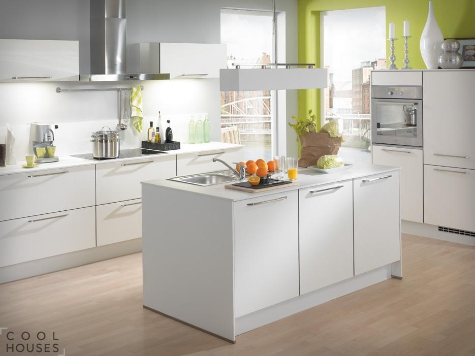 20 современных идей дизайна кухни от Ixina