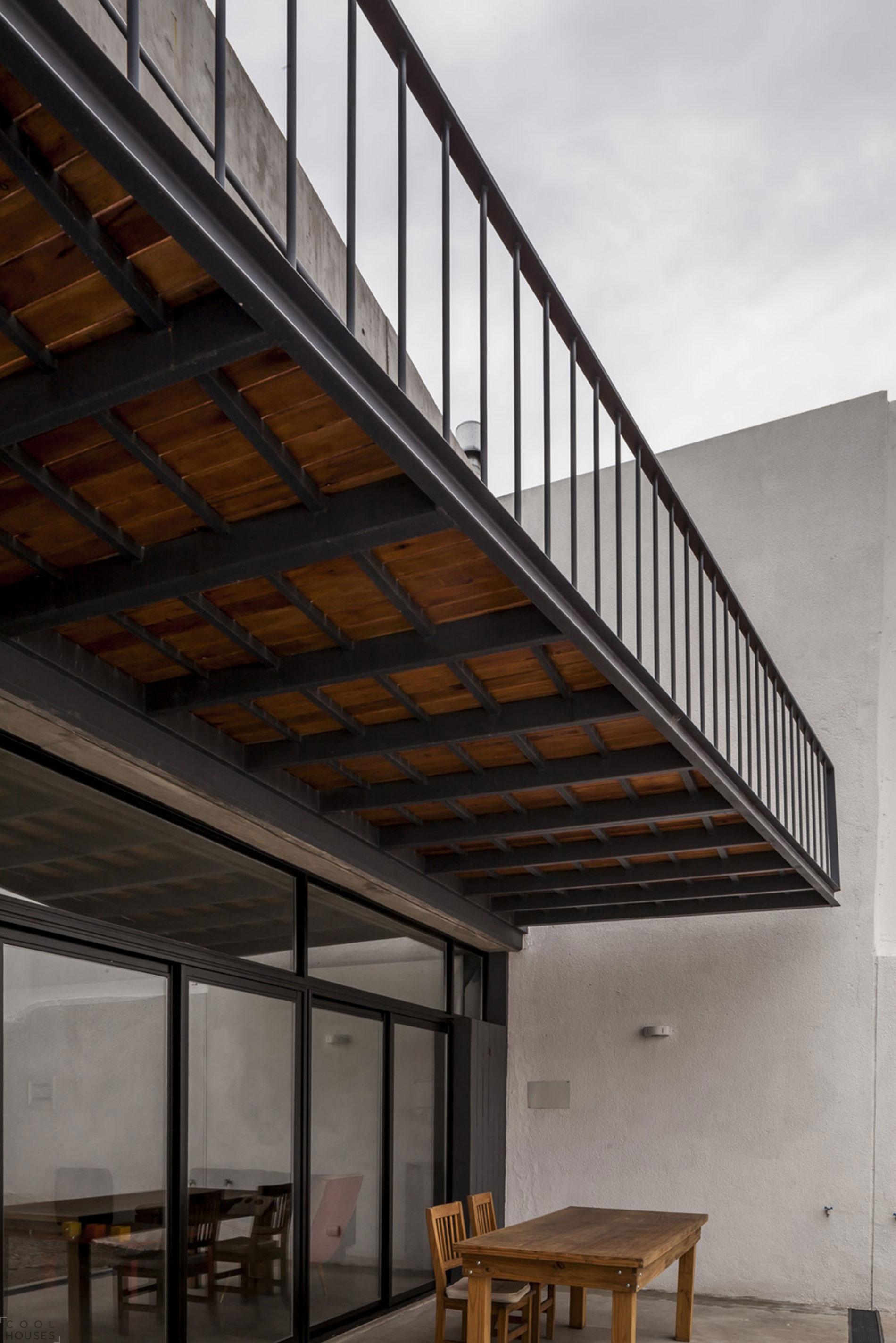 Домашний офис и жилой дом от студии Hitzig Militello arquitectos, Аргентина