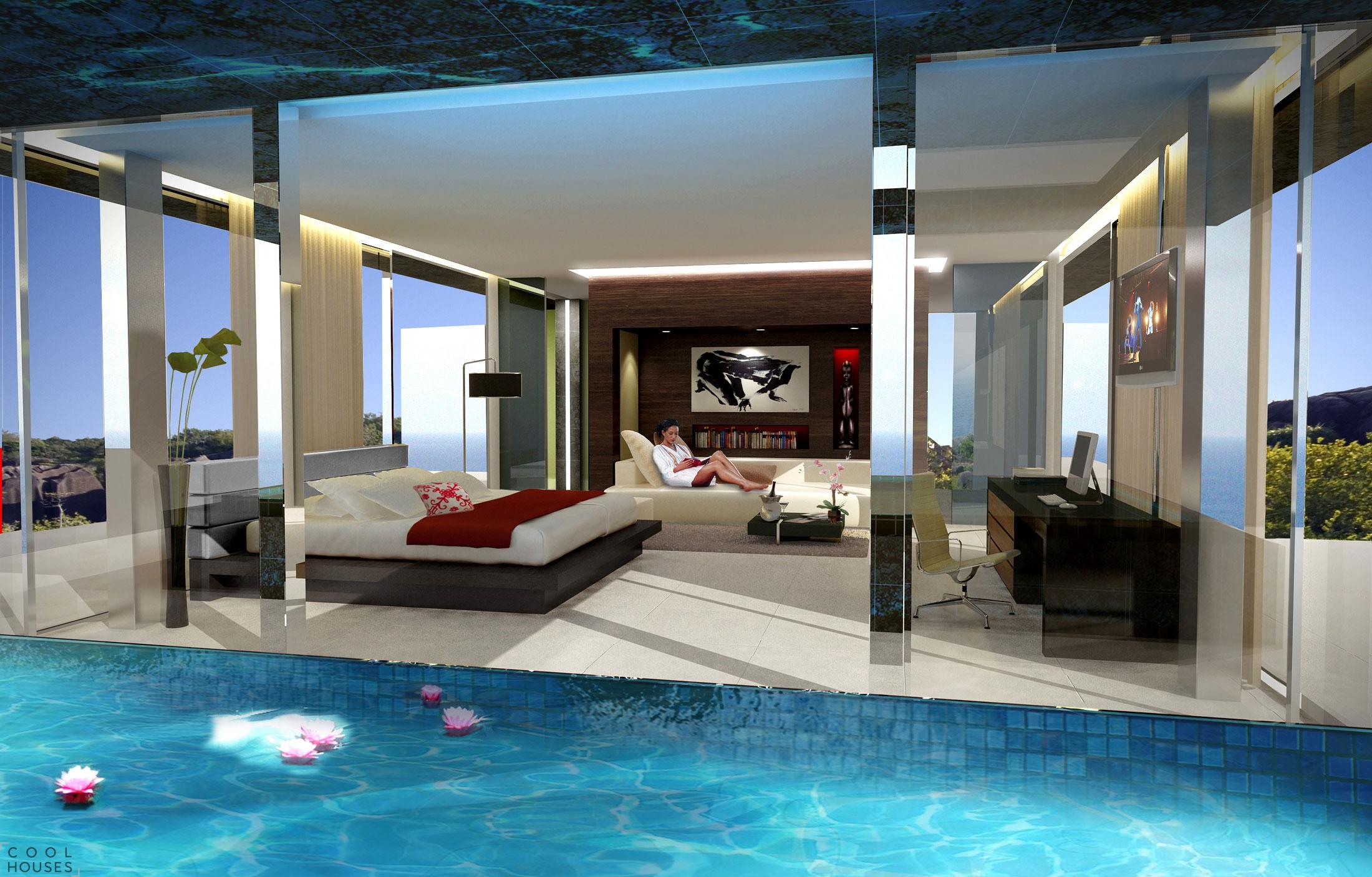 Эксклюзивный курорт на Сейшельских островах
