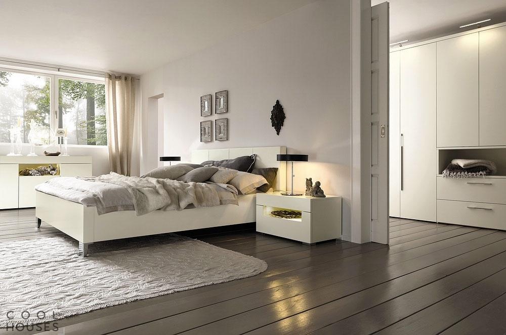 Идеи дизайна спальни в новой коллекции Elumo II, Германия