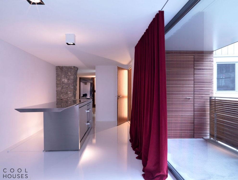 Красивый частный дом Vorstadt 14 в Швейцарии