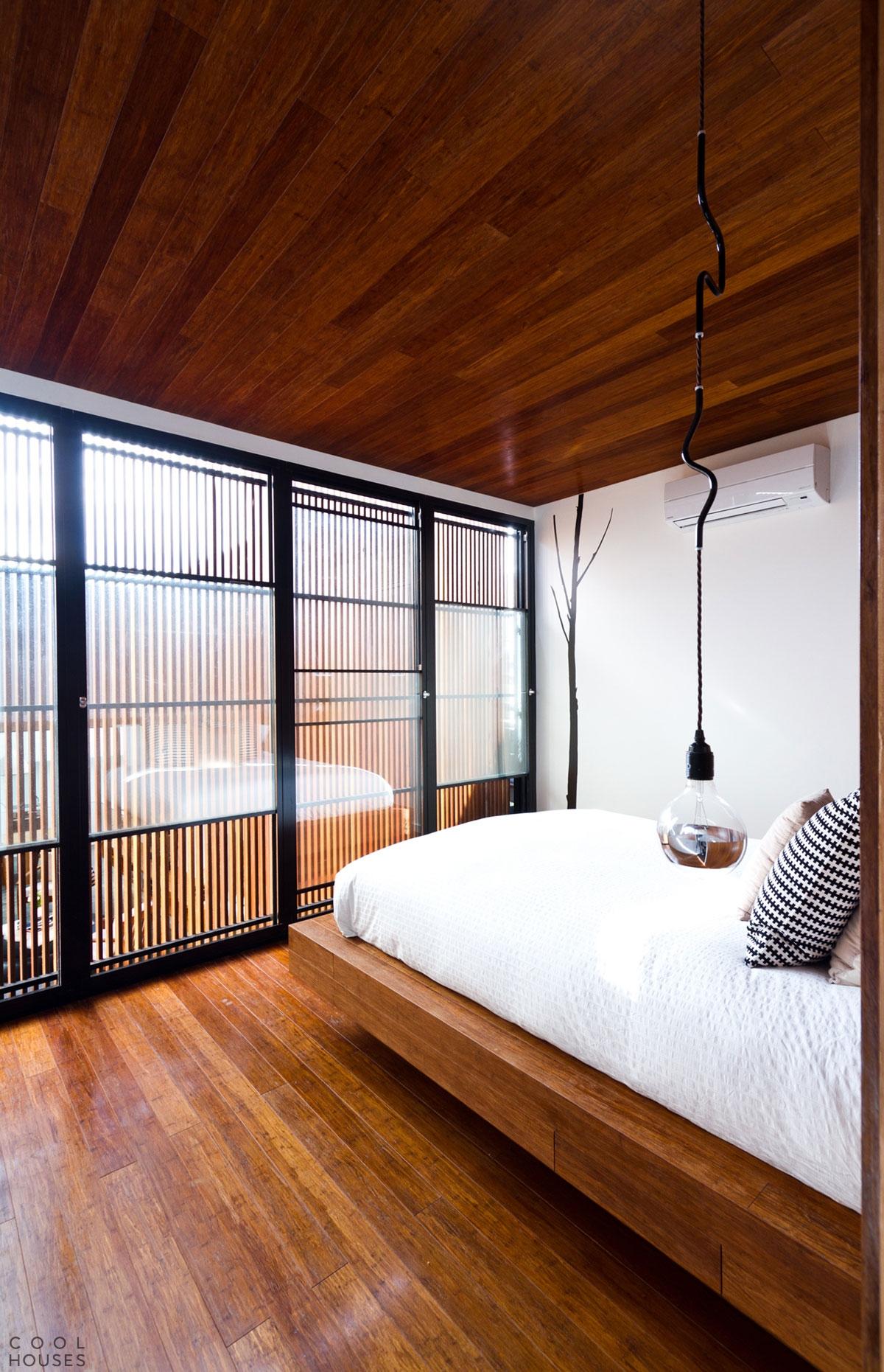 Небольшой дом Parure в Австралии от Architects EAT