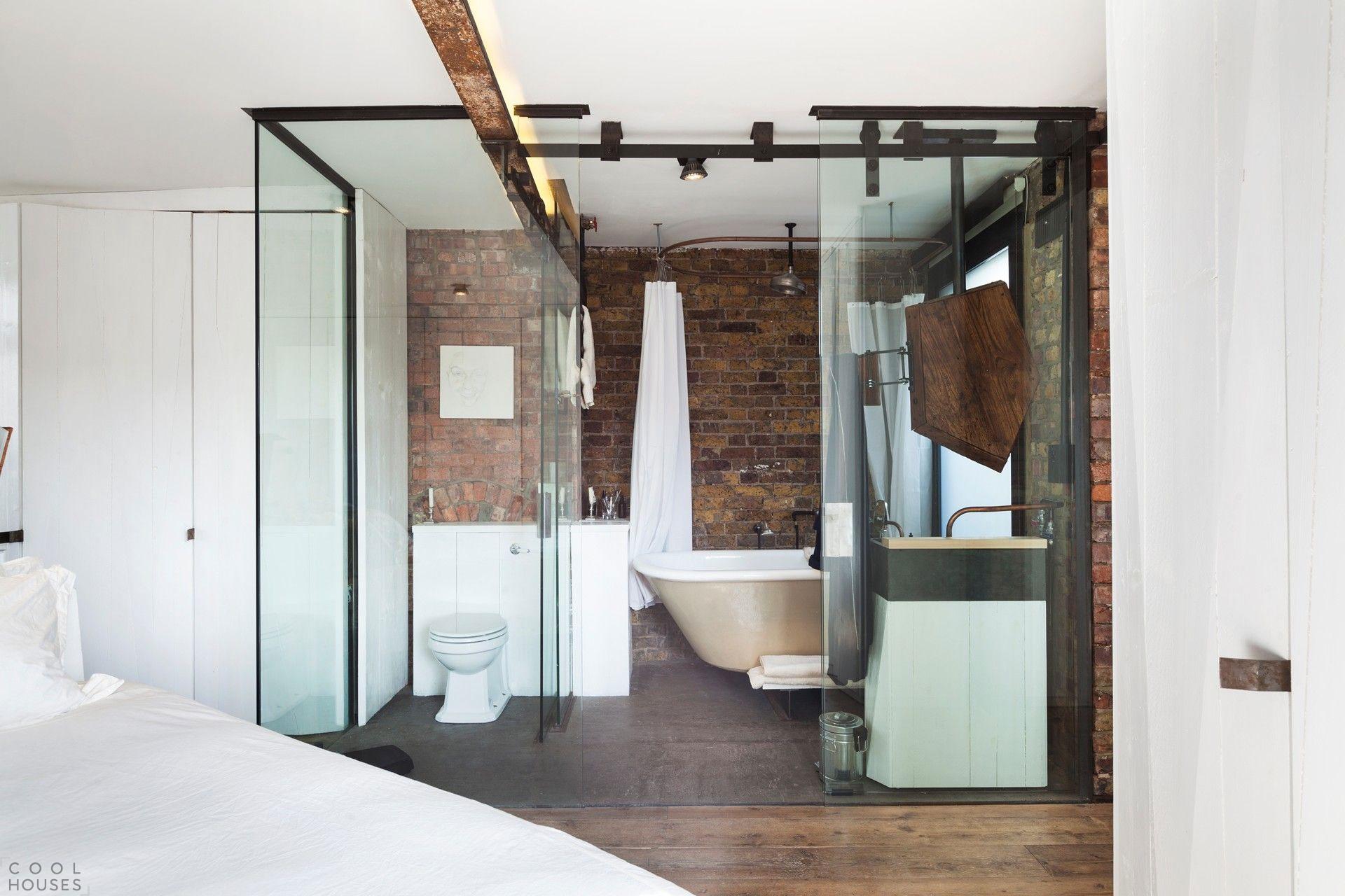 Необыкновенно уютная квартира в стиле лофт