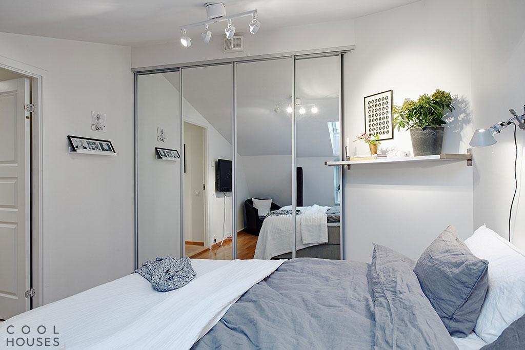Скандинавский дизайн в квартире, Швеция