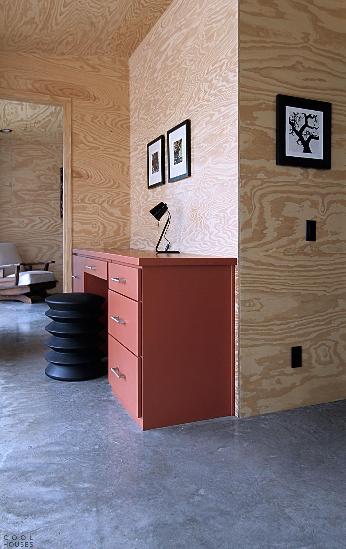 Современный дизайн дачи от студии Джона Грэбла