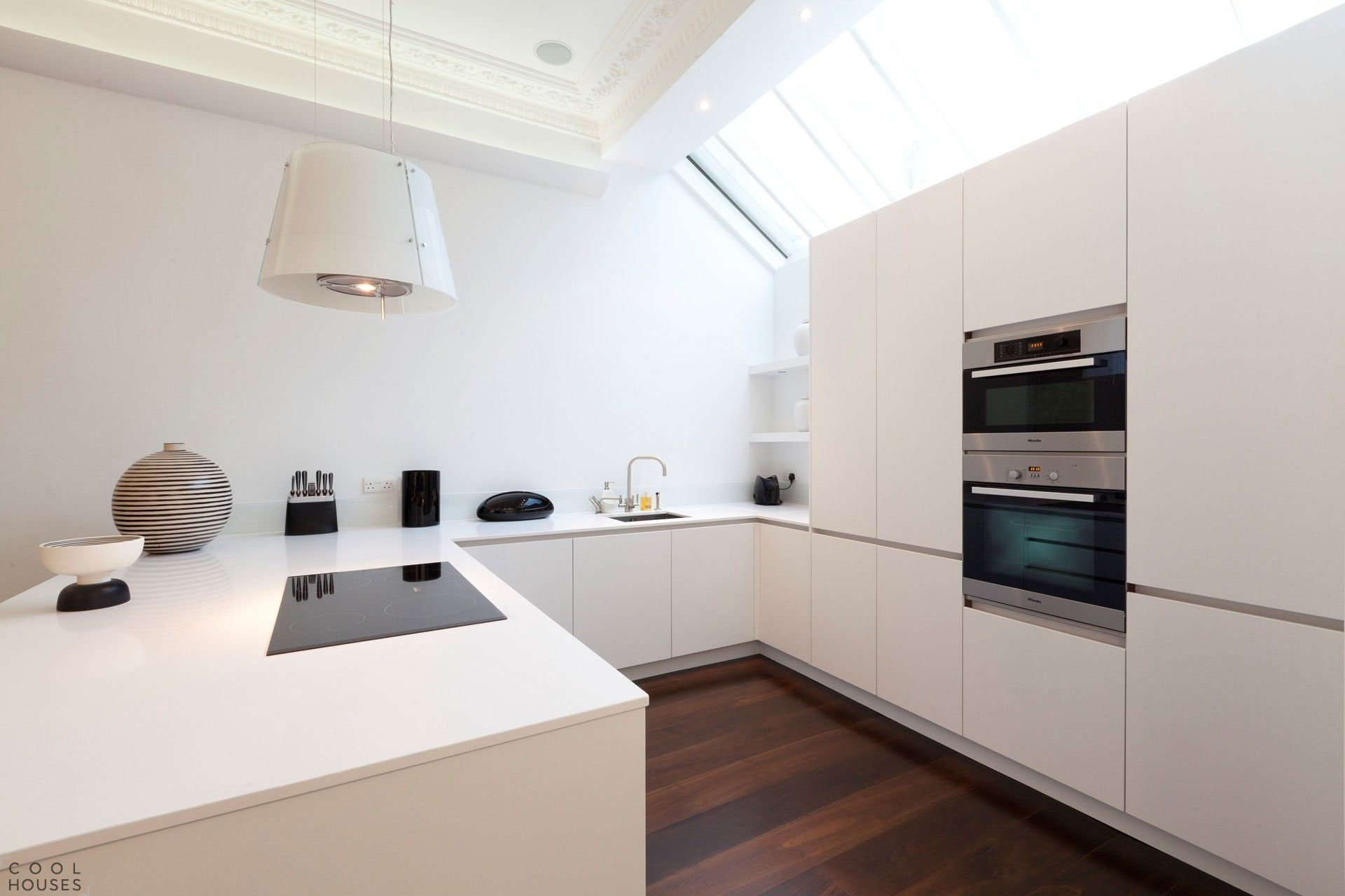 Современный ремонт квартиры в Англии от Studio CH