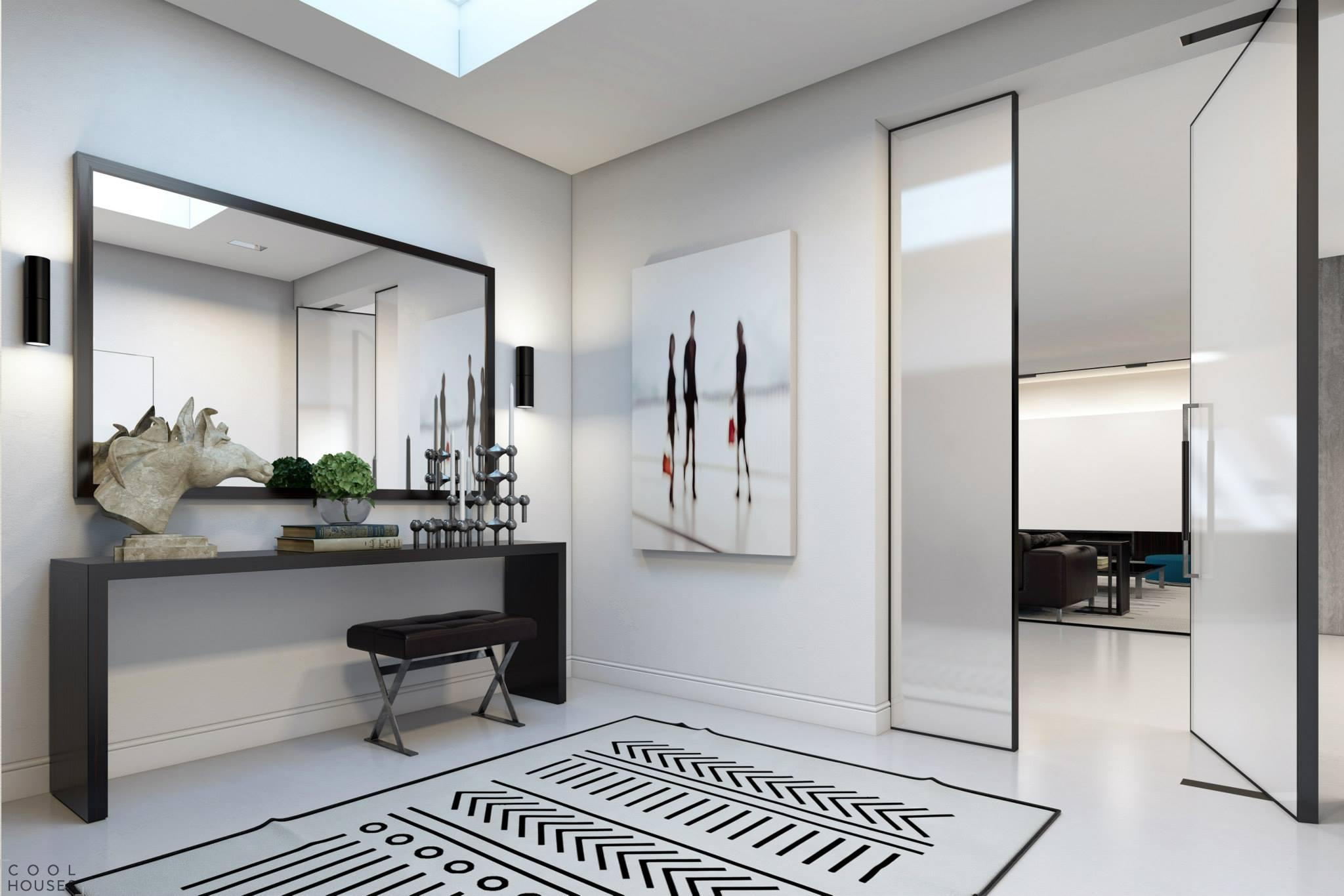 Стильная квартира в Германии от Ando Studio