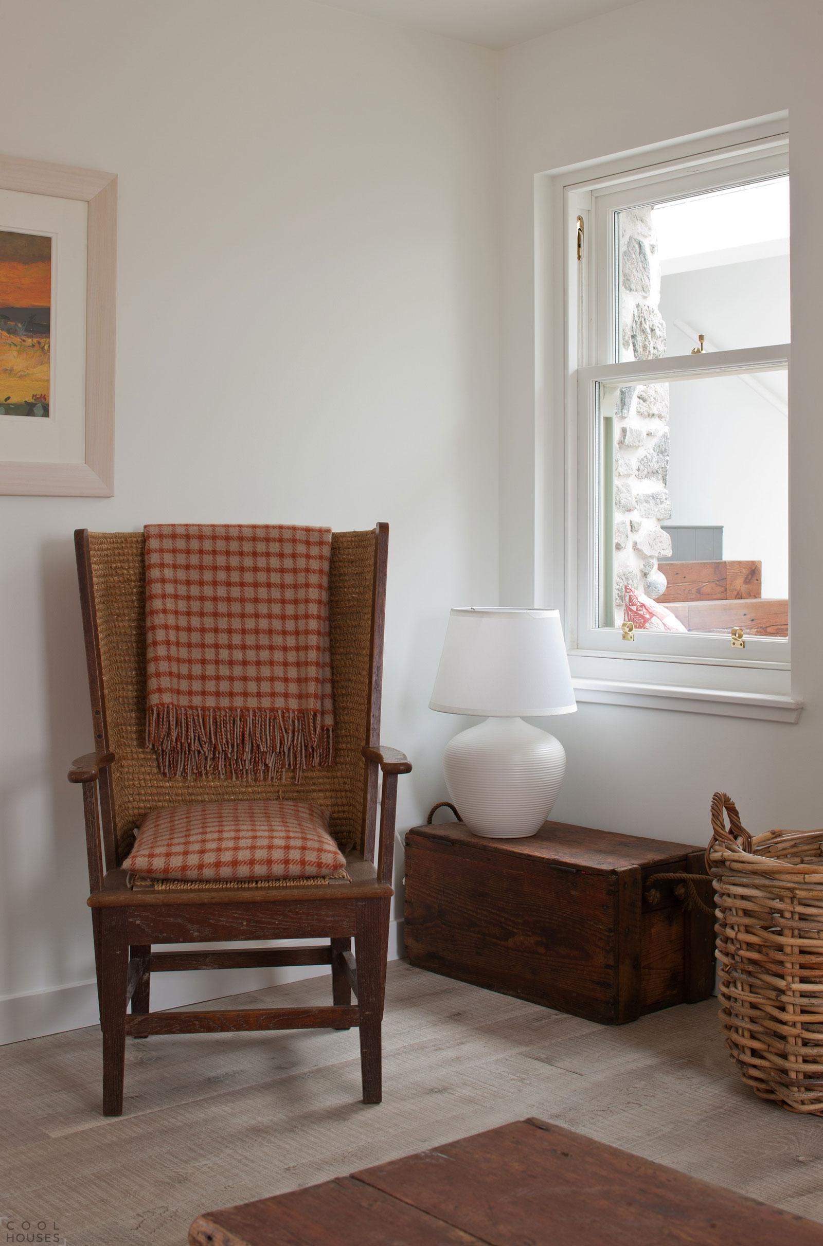 Уютный домик со стильным дизайном, Шотландия