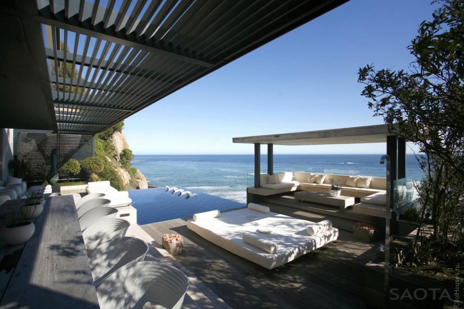 Дизайн интерьера дома в Кейптауне