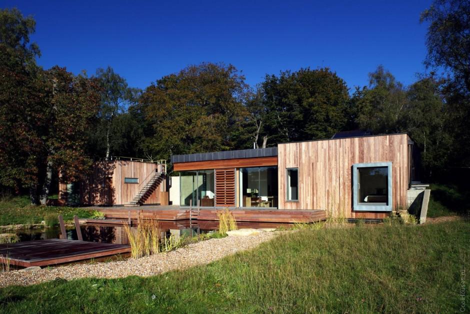 Интересный дом в Великобритании