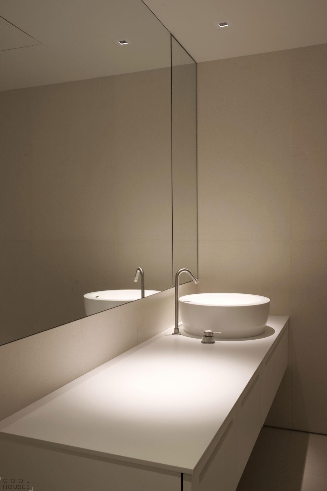 Апартаменты в Нью-Йорке в стиле минимализм