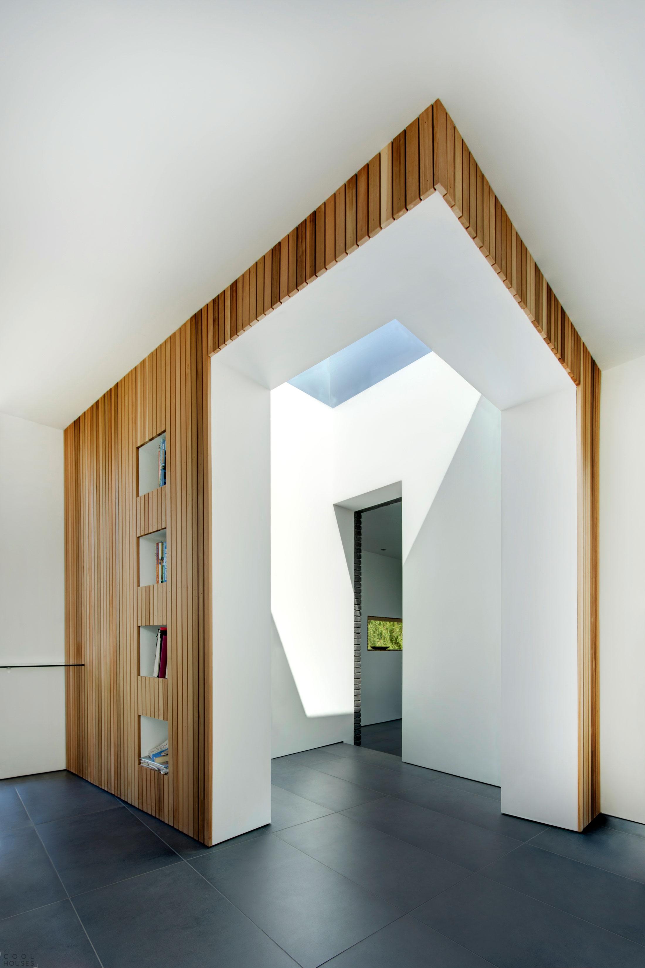 Дом в стиле минимализм в Англии от AR Design Studio