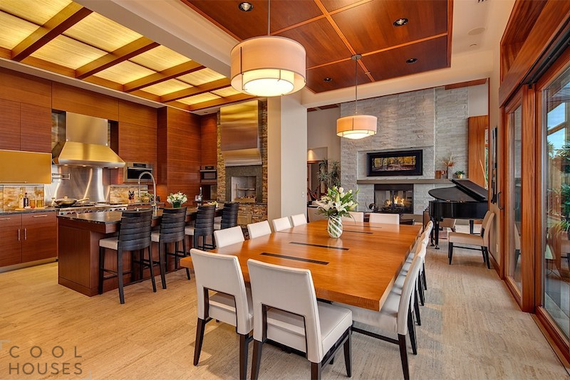 Элитный особняк за 11 млн. $ в Вашингтоне