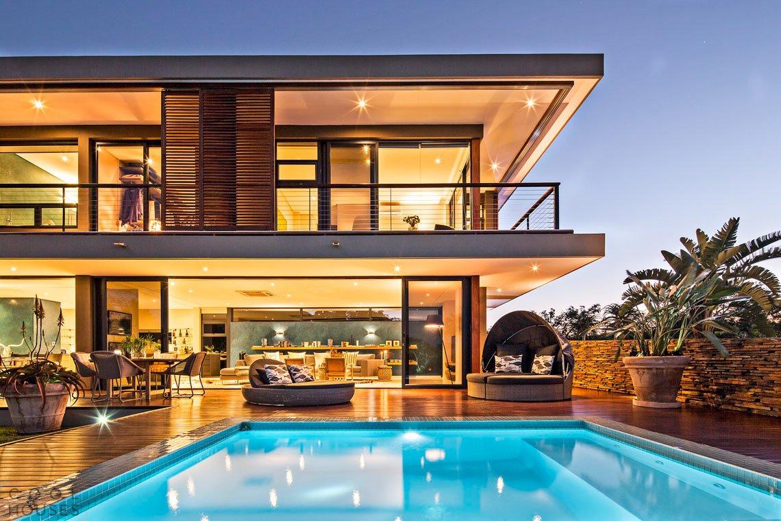 Живописный дом в Южной Африке от Metropole Architects