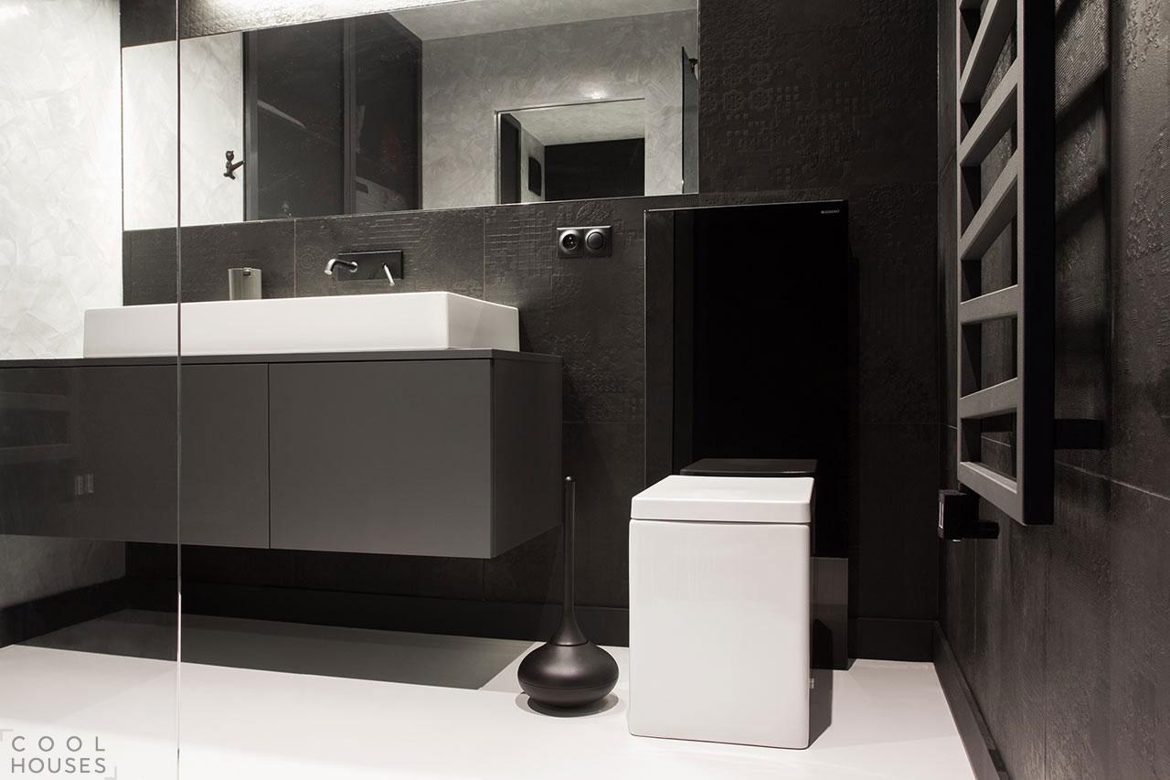 Модерн квартира в Польше от KASIA ORWAT