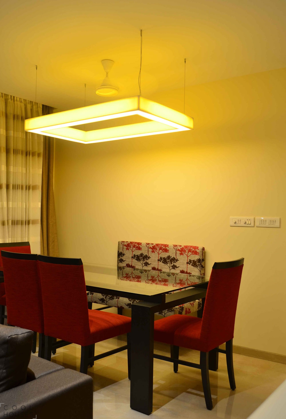 Проект большой квартиры в Мумбаи, Индия