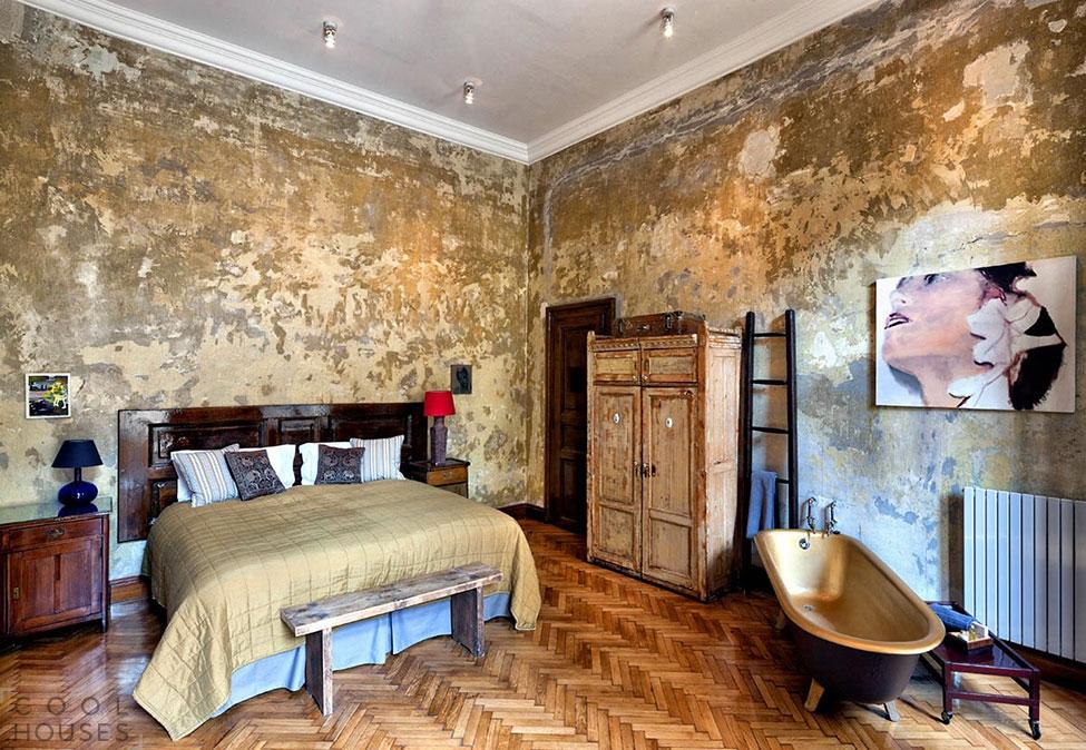 Стилизованный отель в Будапеште