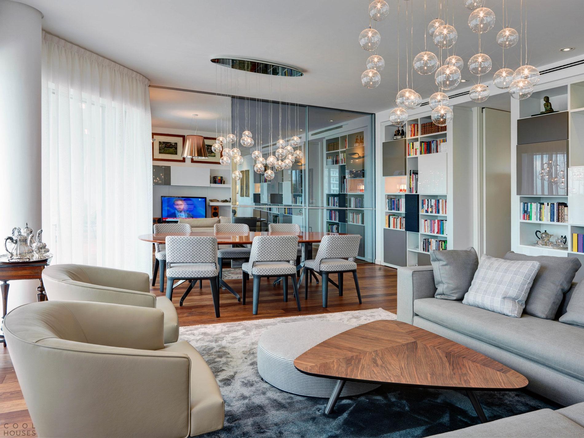 Уютная квартира в Милане, Италия
