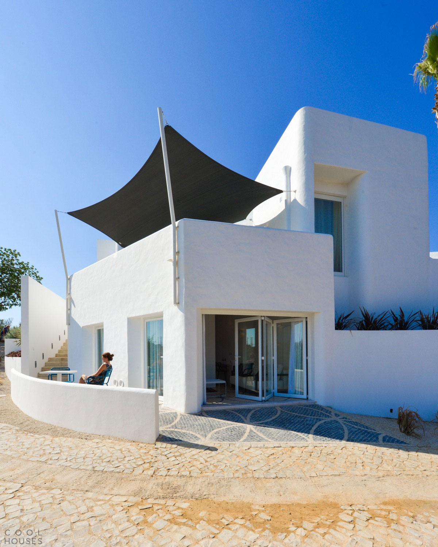 Уютный прибрежный дом в Португалии