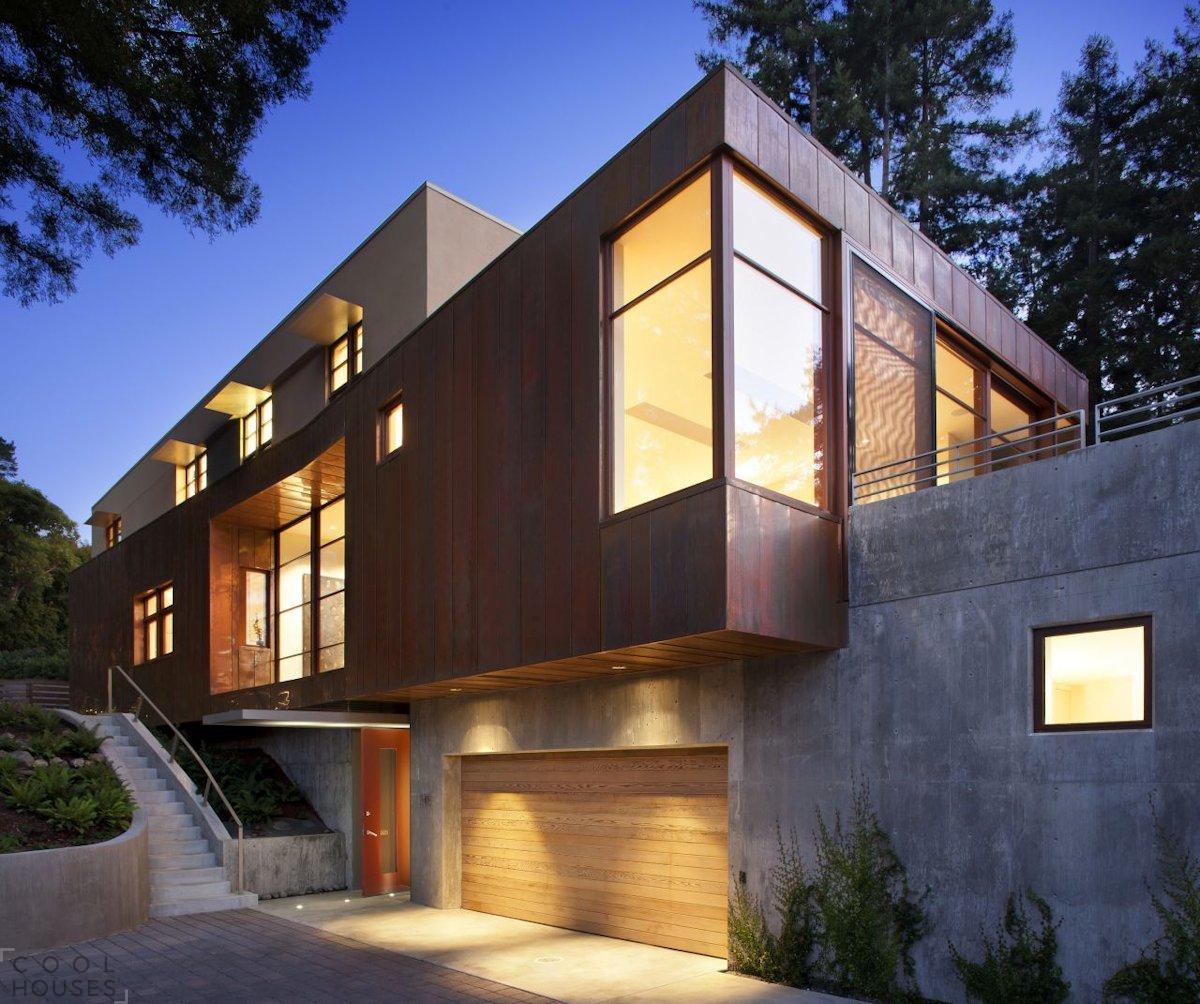 Уютный загородный дом в Калифорнии от CCS Architecture