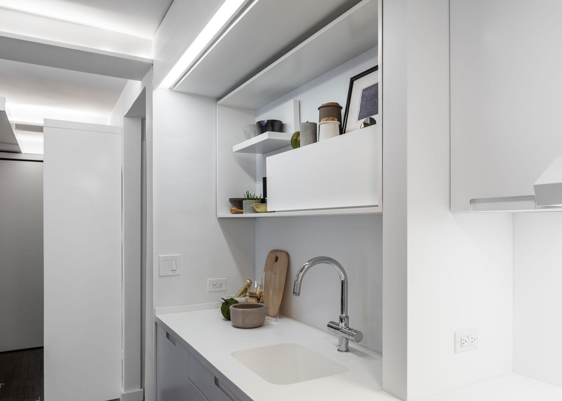 Квартира – трансформер под названием «5:1» в Манхэттене, Нью-Йорк, США