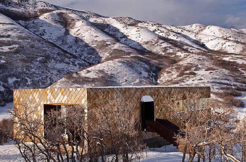Уютная резиденция в горах